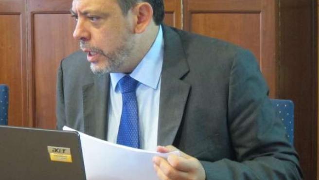 José Nieto Barroso en la UIMP