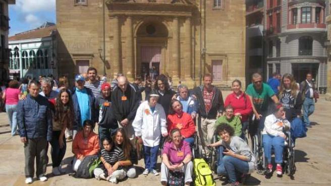 Vacaciones de FEAPS en Oviedo