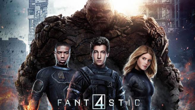 Primeras críticas de 'Cuatro Fantásticos'