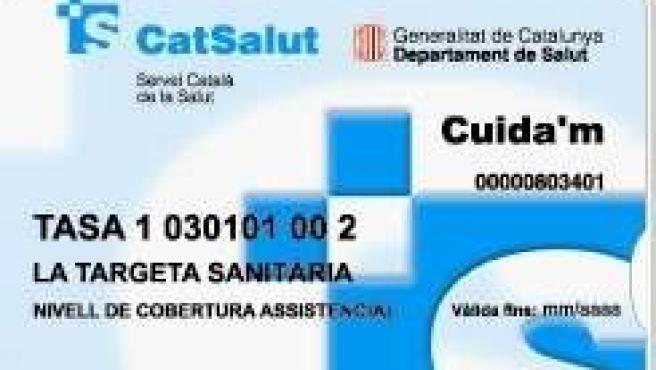 Tarjeta Cuida'm del CatSalut
