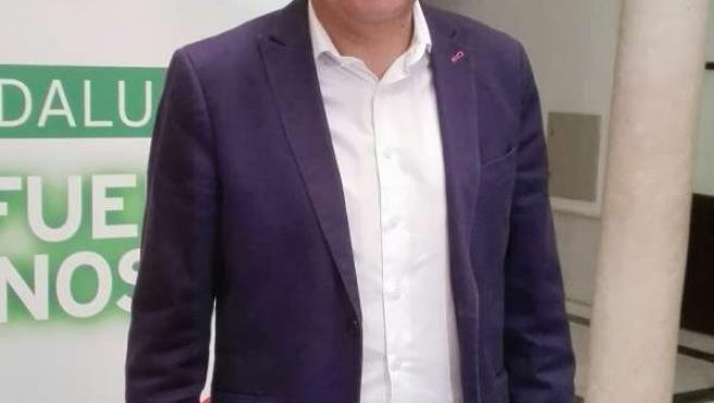 Javier Fernández, hoy en rueda de prensa