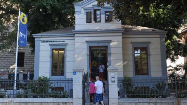 La Casita del Jardinero reabre como oficina de turismo