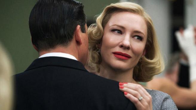 Tráiler de 'Carol', el romance de Cate Blanchett y Rooney Mara