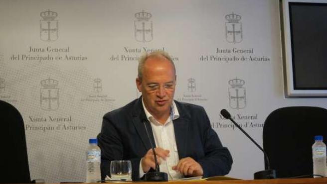 El diputado del PP en la Junta, José Agustín Cuervas-Mons