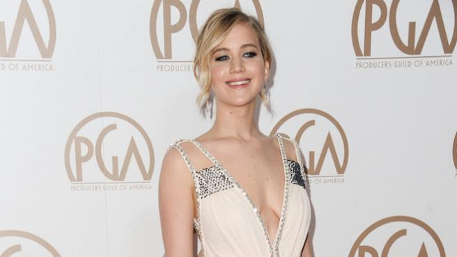 Jennifer Lawrence vuelve a ser la actriz mejor pagada