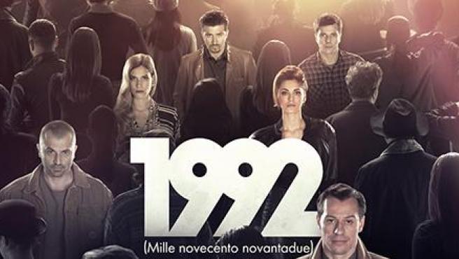 ¿Es '1992' la serie del año?
