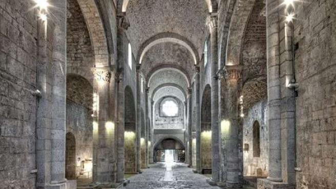 Monasterio de Sant Pere de Galligants de Girona