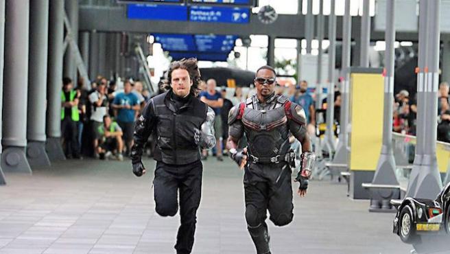 'Captain America: Civil War': Fin de rodaje