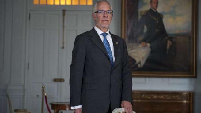 Eugenio María Fontán, decano del COIT