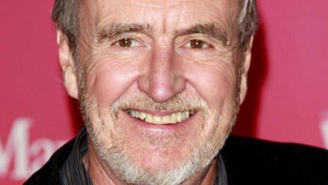 El director estadounidense de terror Wes Craven.