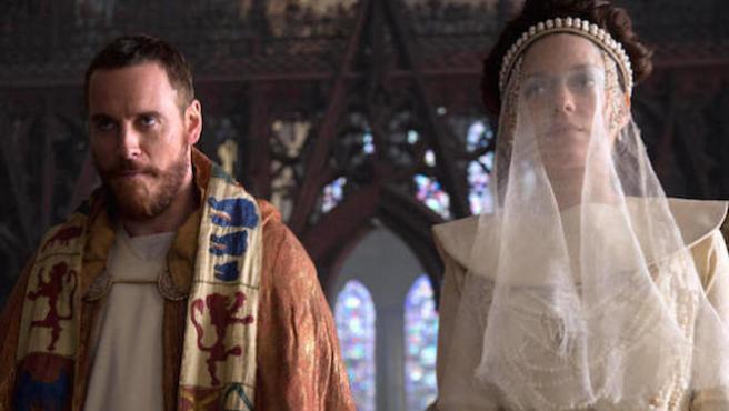 'Macbeth': Nuevo tráiler con Michael Fassbender y Marion Cotillard
