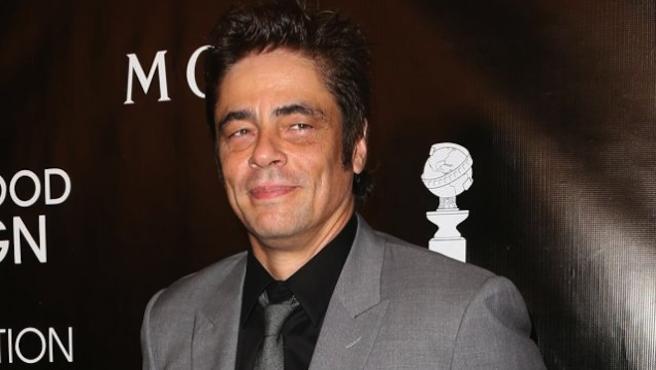 'Star Wars: Episodio VIII': Benicio del Toro se ve como el villano