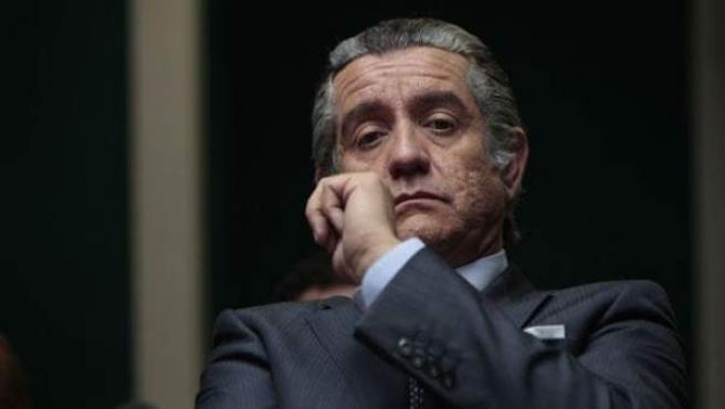 Pedro Casablanc interpreta a Luis Bárcenas en 'B'.