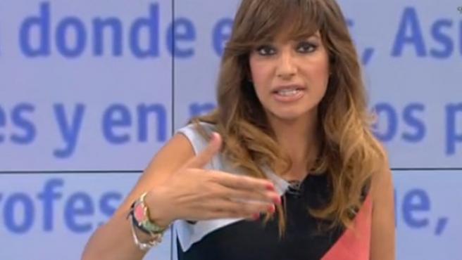 Mariló Montero, presentadora de 'La mañana' de La 1.