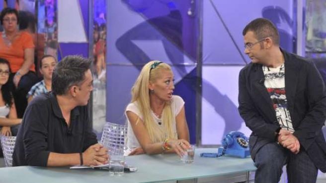 Imagen del programa 'Sálvame', de Telecinco.