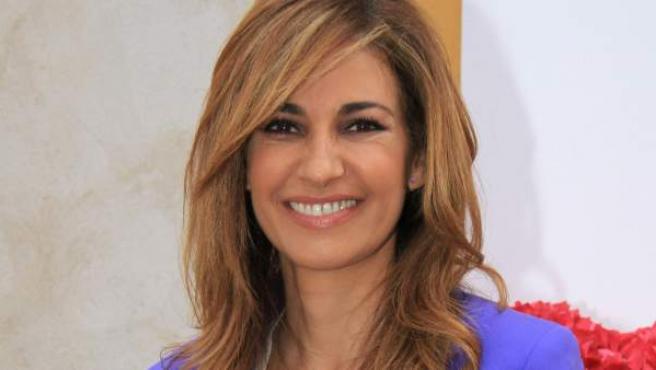 La presentadora de La 1 Mariló Montero.