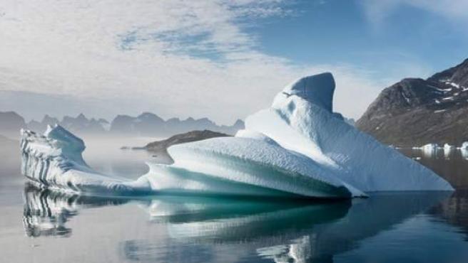 Deshielo en el Ártico, Groenlandia