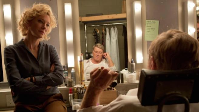 Tráiler de 'Truth', con Cate Blanchett y Robert Redford