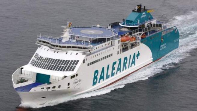 El 'Martín i Soler' ofrecido por la compañía al Gobierno valenciano para evacuar a los refugiados sirios.