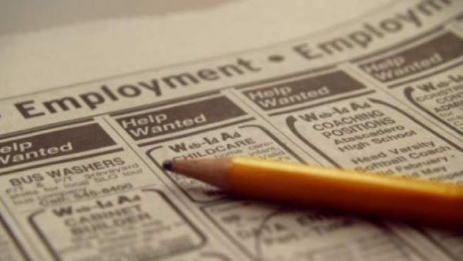 Ofertas de empleo.