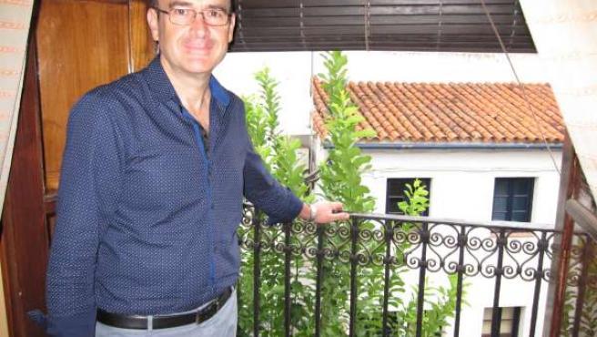 El delegado de Economía, Innovación, Ciencia y Empleo, Manuel Carmona