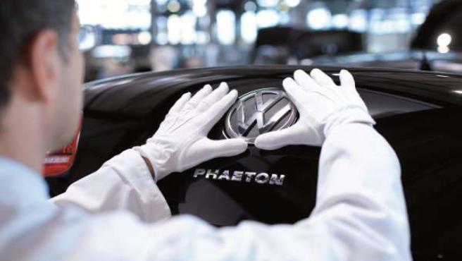 Recurso de Volkswagen, logotipo