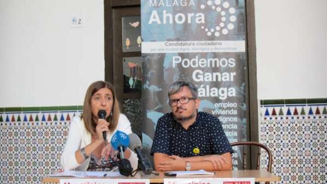 Encuentro Municipios por el Cambio en Málaga