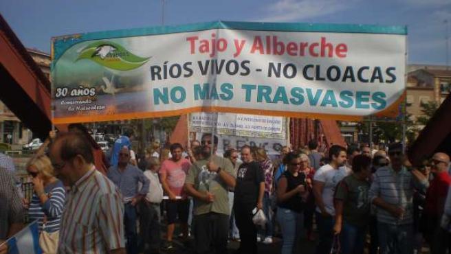 Manifestación Talavera