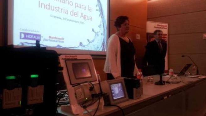 Jornada sobre el ciclo integral del agua organizada por Diputación de Granada
