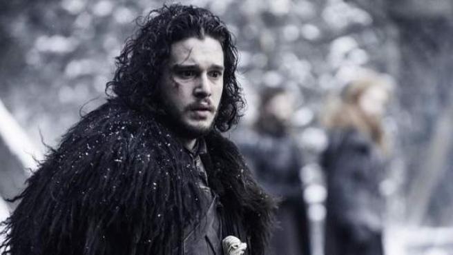 Jon Snow de 'Juego de Tronos'.