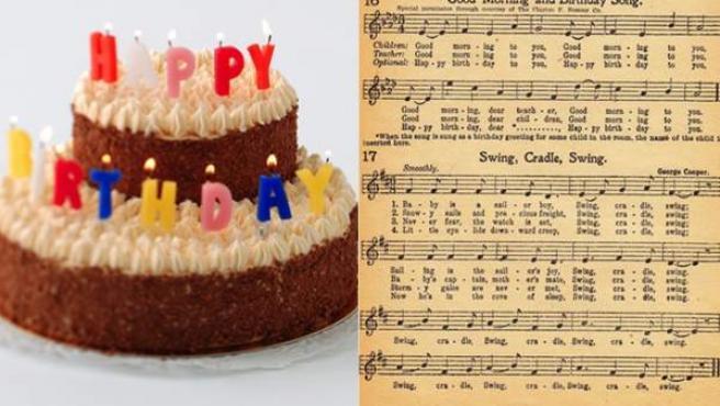 La canción y la letra de Good Morning to All fue el origen de la universal 'Happy Birthday to You'.