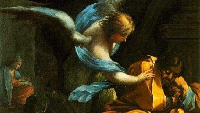 El cuadro 'El Sueño de San José', obra de Francisco de Goya y Lucientes.