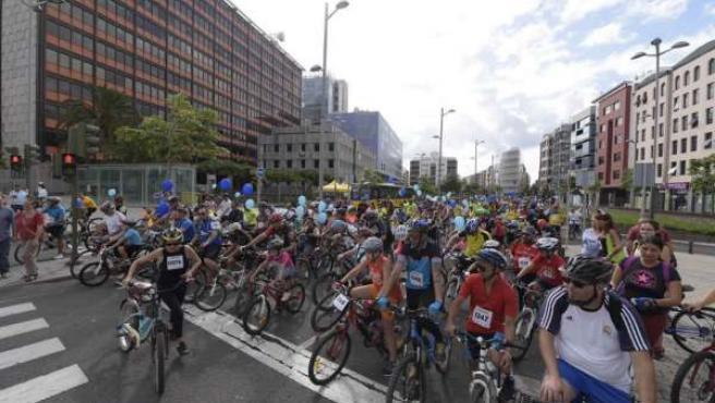 Fiesta de la Bicicleta y del Peatón
