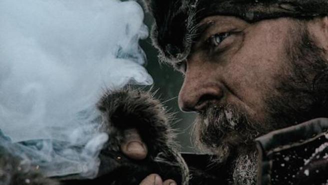 'El renacido': Nuevas imágenes de Leonardo DiCaprio y Tom Hardy