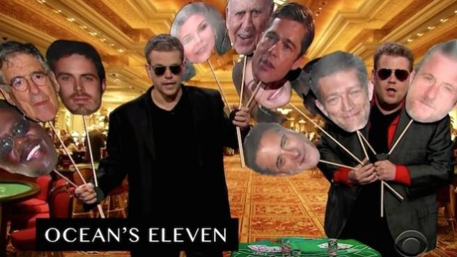 Vídeo del día: Matt Damon revive toda su filmografía en una toma