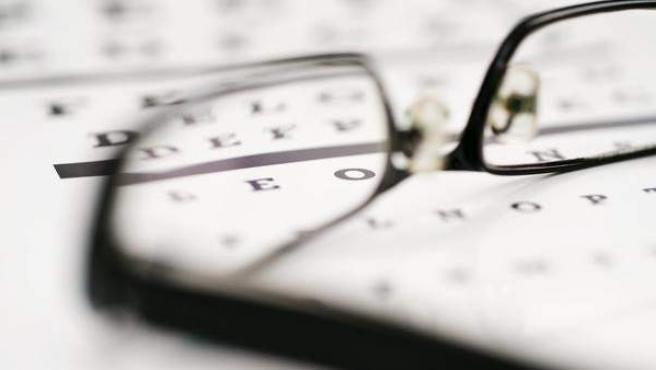 Imagen de archivo de unas gafas.