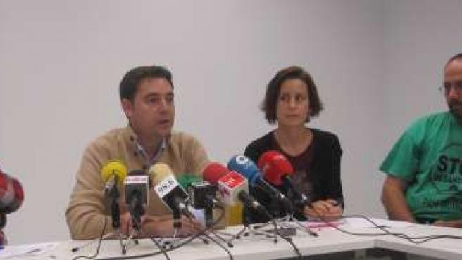 De la Rosa ariende a los medios tras la reunión sobre el Parque de Viviendas