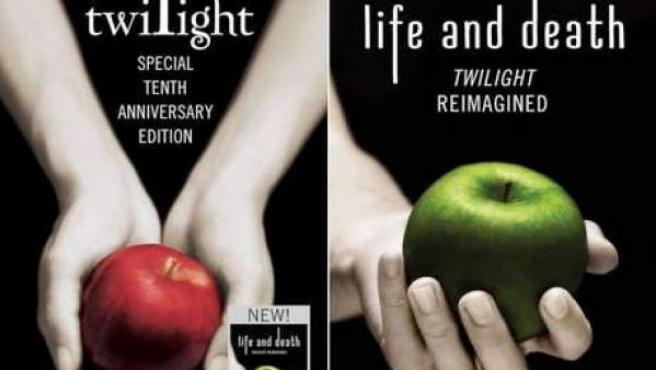 Edición especial del libro de 'Twilight' de Stepheny Meyer.