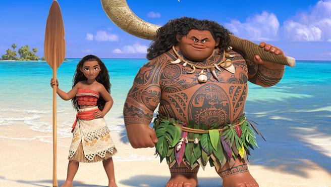 Disney cambia el título de 'Moana' a 'Vaiana'
