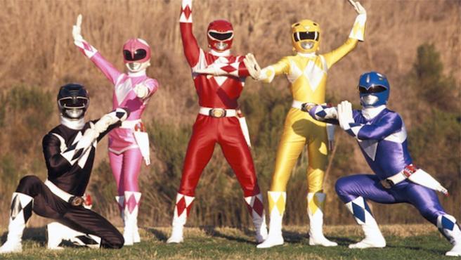 Primeros candidatos para 'Power Rangers'