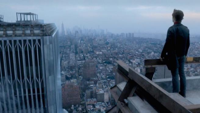¿Dónde han puesto las Torres Gemelas en el póster de 'The Walk'?