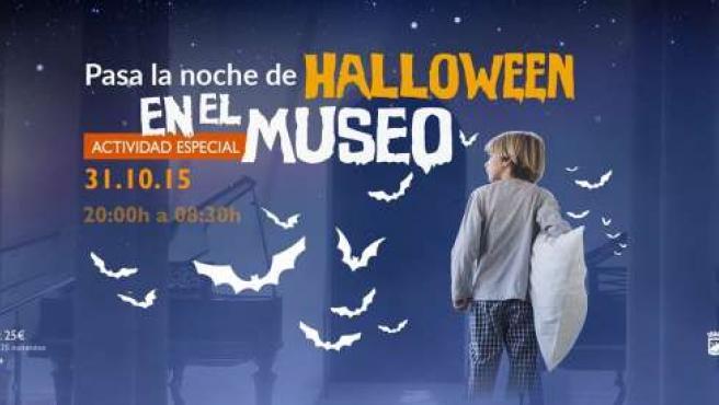 Halloween jornada una noche en el museo mimma música niños