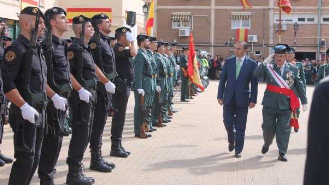 Fotografía 2. El Delegado Del Gobierno En CLM, José Julián Gregorio, Preside Los