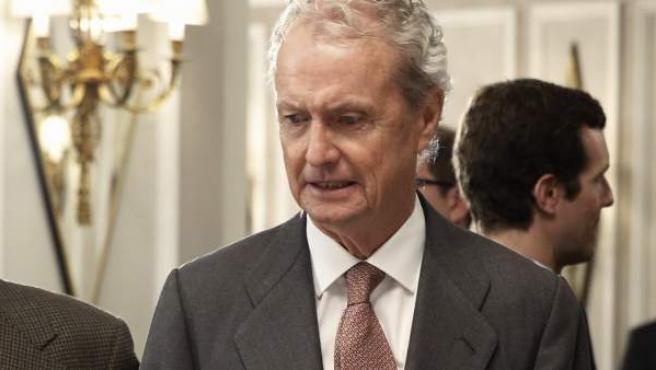 El ministro de Defensa, Pedro Morenés.