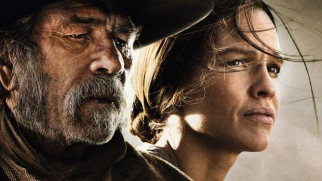 EXCLUSIVA: Tráiler de 'Deuda de honor', el 'western' de Tommy Lee Jones y Hilary Swank