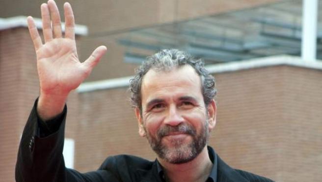 El actor Guillermo Toledo, en una imagen de archivo.