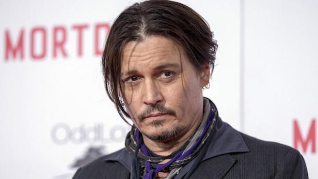 """Johnny Depp: """"No quiero ganar un Oscar nunca"""""""