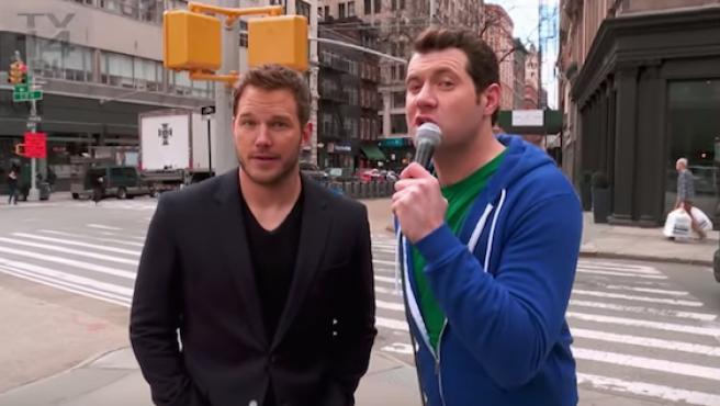 Vídeo del día: Nadie reconoce a Chris Pratt
