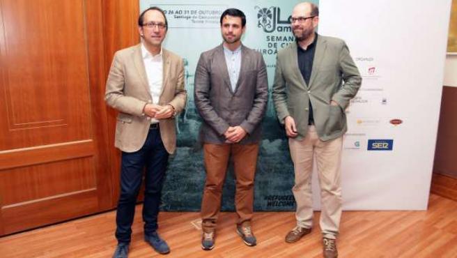 O secretario xeral de Cultura, Anxo Lorenzo, participará na presentación en rold