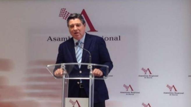 El presidente del Scrats, José Manuel Claver